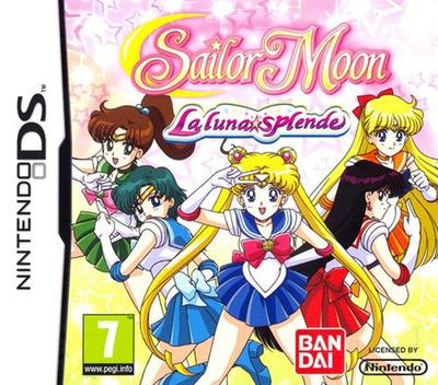 Sailor Moon - La Luna Splende DS coverM (BXLI)