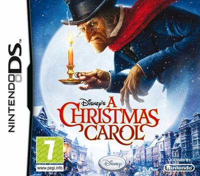 A Christmas Carol DS coverM (BXMP)