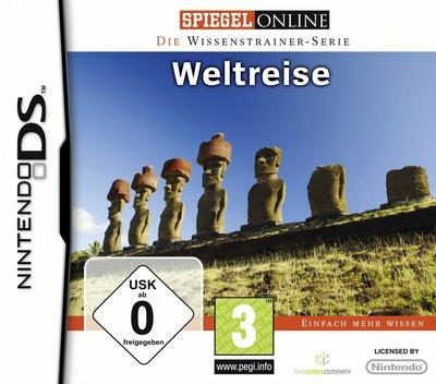 Spiegel Online - Die Wissenstrainer-Serie - Weltreise DS coverM (BY5D)