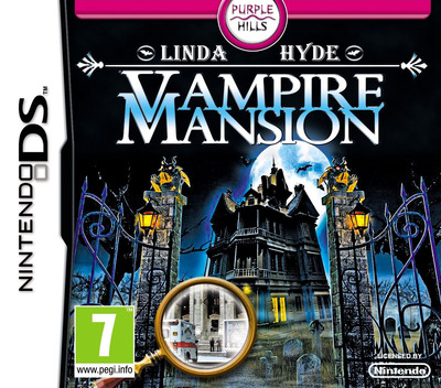 Linda Hyde - Vampire Mansion DS coverM (BYEP)