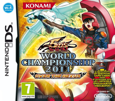 Yu-Gi-Oh! 5D's - World Championship 2011 - Over the Nexus DS coverM (BYYP)