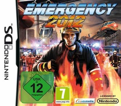 Emergency 2012 DS coverM (BYZD)