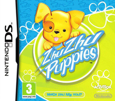 Zhu Zhu Puppies DS coverM (BZ8P)