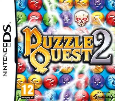 Puzzle Quest 2 DS coverM (BZXP)