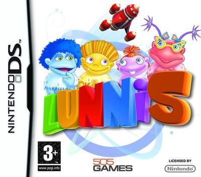 Lunnis DS coverM (C4ES)