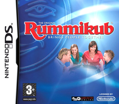 The Original Rummikub - Brings People Together DS coverM (C4KP)