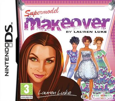 Supermodel Makeover by Lauren Luke DS coverM (C5LP)