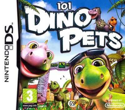 101 Dino Pets DS coverM (C5NP)