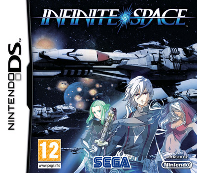 Infinite Space DS coverM (C6CP)