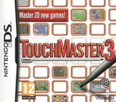 TouchMaster 3 DS coverM (C6MP)