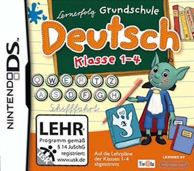 Lernerfolg Grundschule - Deutsch - Klasse 1-4 DS coverM (C7DX)