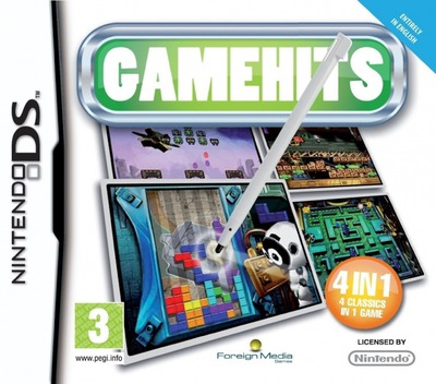 Game Hits DS coverM (C7GP)