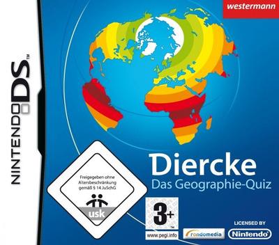 Diercke - Das Geographie-Quiz DS coverM (C7QD)