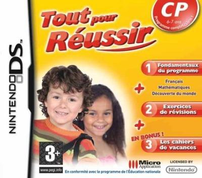 Tout pour Reussir CP DS coverM (C7ZF)