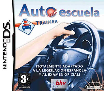 Autoescuela Trainer DS coverM (CAWS)