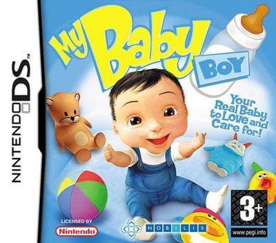 My Baby - Boy DS coverM (CBAX)