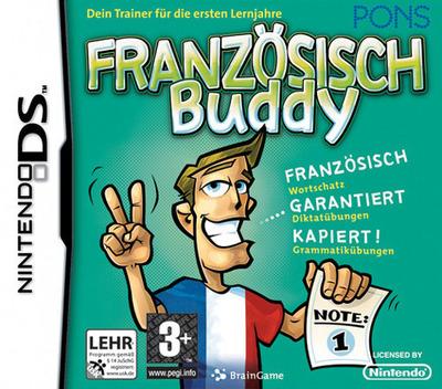 Französisch Buddy DS coverM (CBJP)