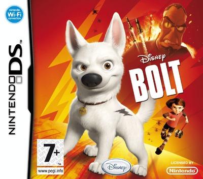 Bolt DS coverM (CBKP)