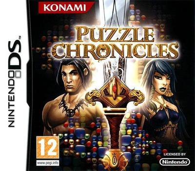 Puzzle Chronicles DS coverM (CDBP)