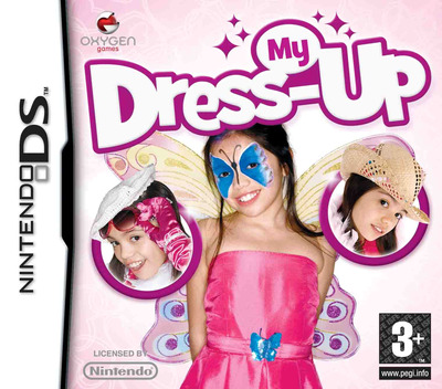 My Dress-Up DS coverM (CDUP)