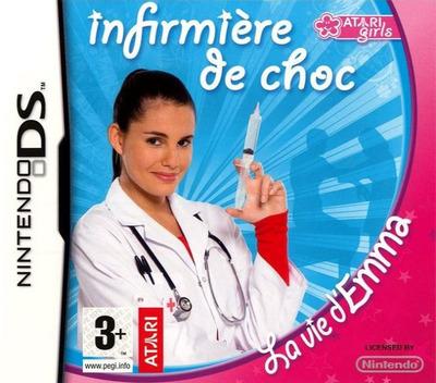 La Vie d'Emma - Infirmiere de Choc DS coverM (CEEF)