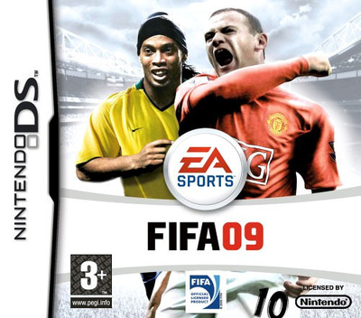 FIFA 09 DS coverM (CF9P)