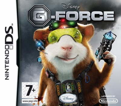 G-Force DS coverM (CFAX)