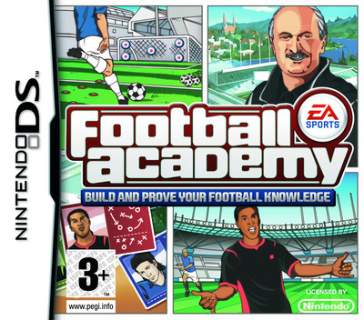 Football Academy - Build and Prove Your Football Knowledge DS coverM (CFHP)