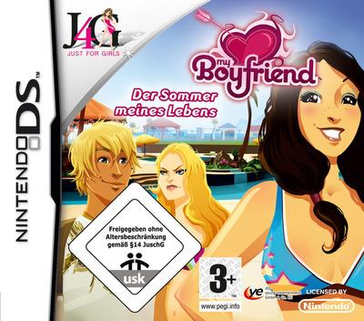 My Boyfriend - Der Sommer Meines Lebens DS coverM (CFVD)