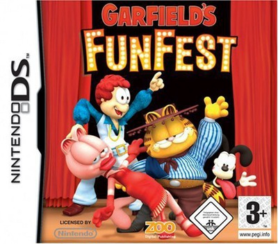 Garfield's Fun Fest DS coverM (CGFP)