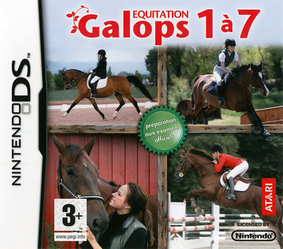 Equitation - Galops 1 a 7 DS coverM (CGUF)