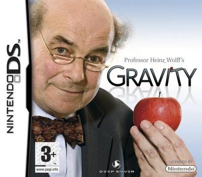 Professor Heinz Wolff's Gravity DS coverM (CHYP)