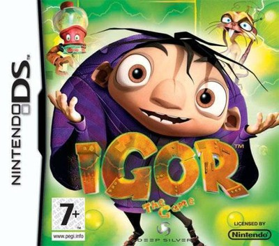 Igor - The Game DS coverM (CI5P)