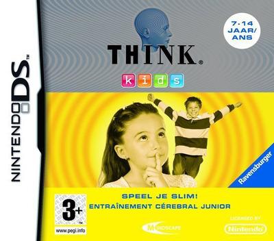 Think - Kids - Speel Je Slim! DS coverM (CI9X)