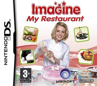 Imagine - My Restaurant DS coverM (CIFP)