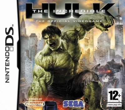 The Incredible Hulk DS coverM (CIHP)