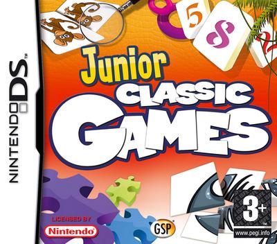 Junior Classic Games DS coverM (CIJP)