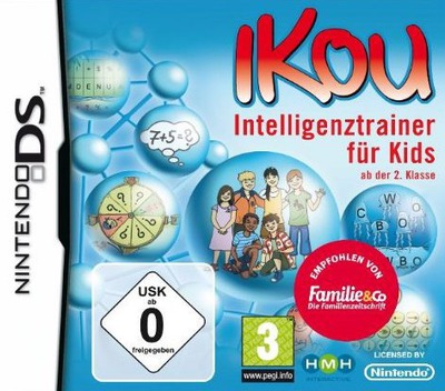 IKOU - Intelligenztrainer fuer Kids DS coverM (CIWD)