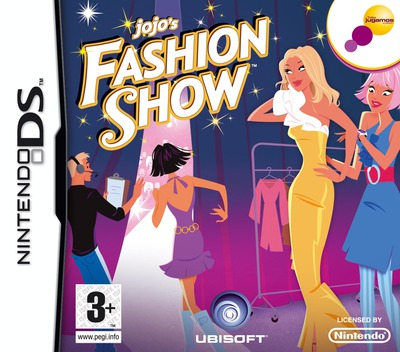 Jojo's Fashion Show DS coverM (CJOP)