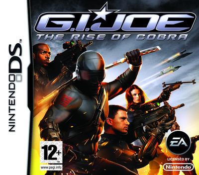 G.I. Joe - The Rise of Cobra DS coverM (CJPP)