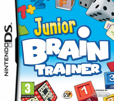 Junior Brain Trainer DS coverM (CJWP)