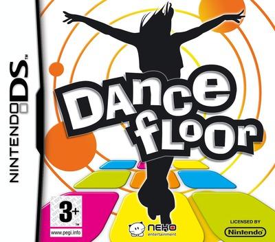 Dance Floor DS coverM (CKJP)