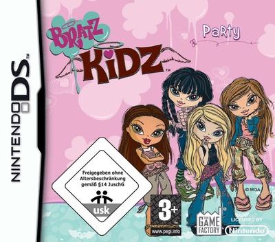 Bratz Kidz - Party DS coverM (CKQP)