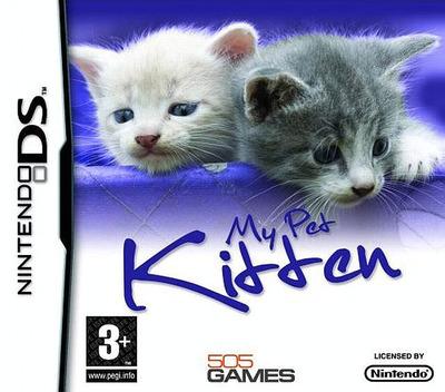 My Pet Kitten DS coverM (CKTP)