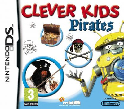 Clever Kids - Pirates DS coverM (CLKP)