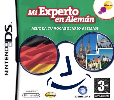 Mi Experto en Aleman - Mejora Tu Vocabulario Aleman DS coverM (CMCS)