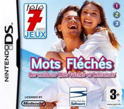 Télé 7 Jeux Inédits - Mots Fléchés DS coverM (CMFF)