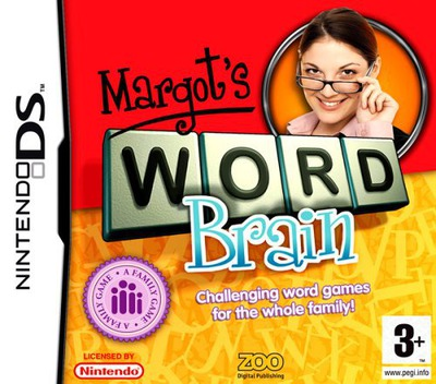 Margot's Word Brain DS coverM (CMIP)