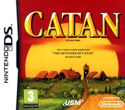 Catan DS coverM (CN7P)