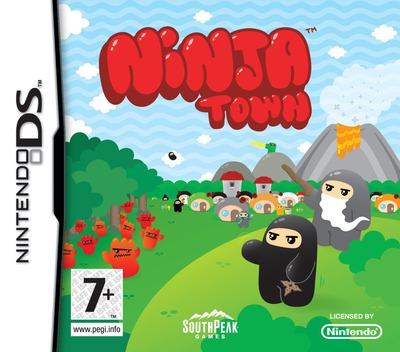 Ninjatown DS coverM (CNJP)